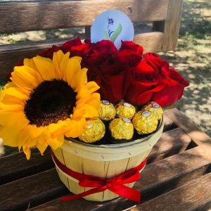 Canastita Flowers