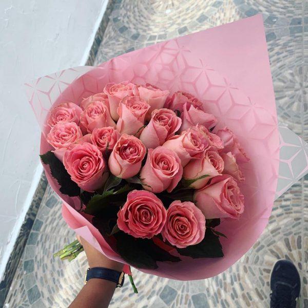 Ramo 24 Rosas Rosas