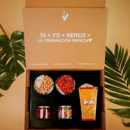 Giftbox Netflix