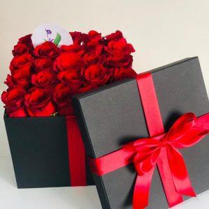 Flower Box Cuadrada