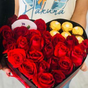 Corazon Rosas y Ferreros