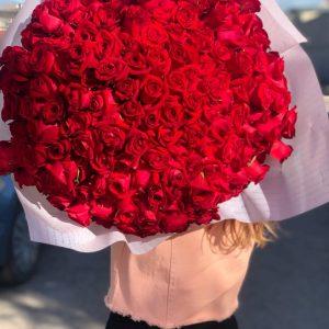 Ramo 200 Rosas Rojas